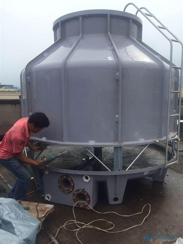 狗万博manbetx下载冷却水塔安装工艺机管道安装
